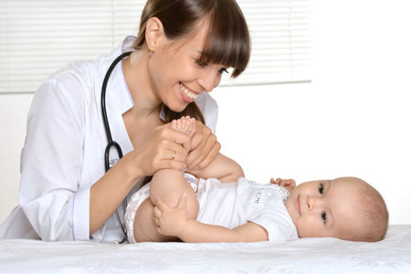 An Allied Physicians Group pediatrician is employed to care for babies and young children in Long Island New York